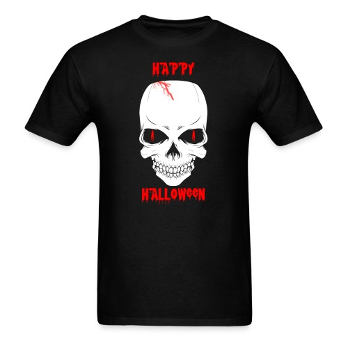 Skull Halloween - Men's T-Shirt