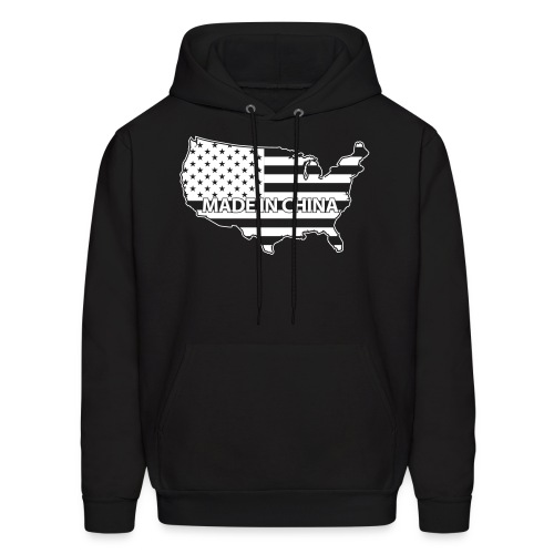 Made in China - Men's Hoodie
