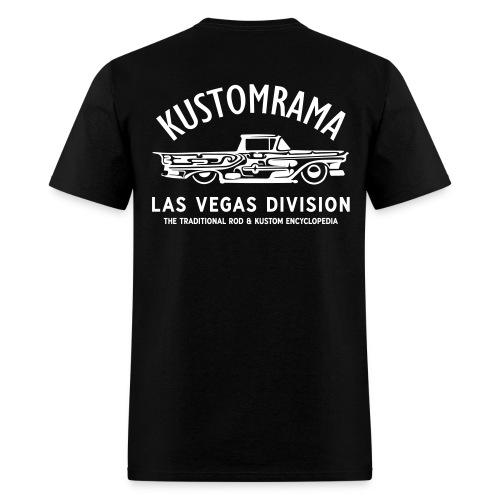 Kustomrama Las Vegas Division - Men's T-Shirt