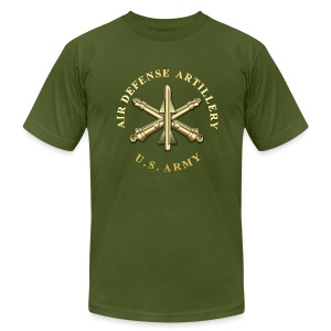 ADA Branch Insignia - Men's Fine Jersey T-Shirt