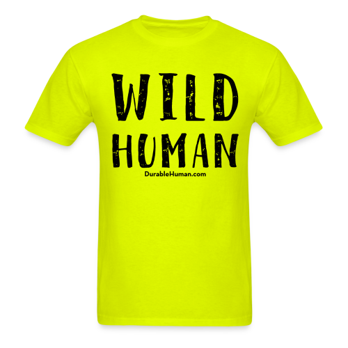 Wild Human SEE ME TEE - Men's T-Shirt