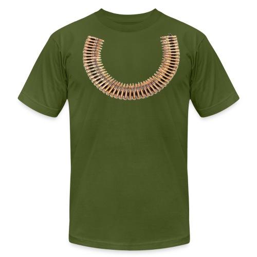 Bullet Chain - Men's  Jersey T-Shirt
