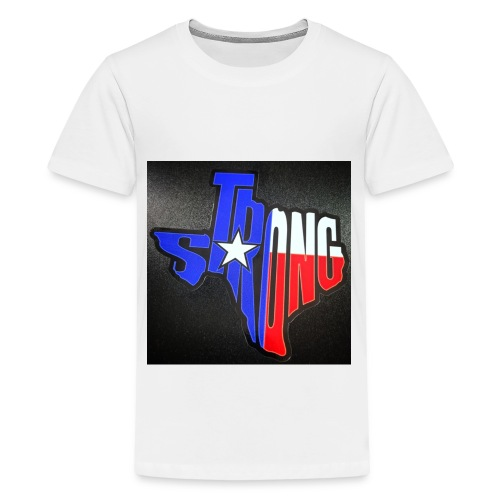 TX Strong 1 - Kids' Premium T-Shirt