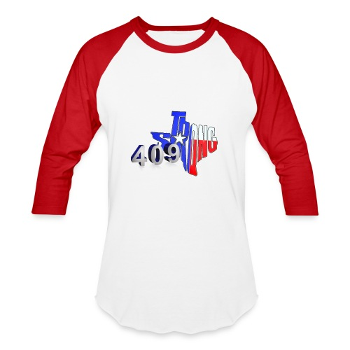 409 strong.png - Baseball T-Shirt
