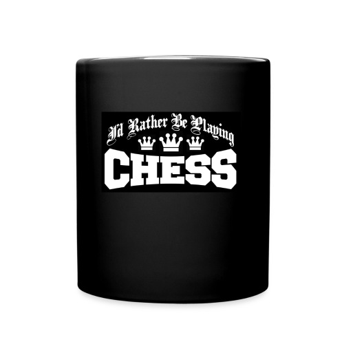 Chess player coffee cup - Full Color Mug
