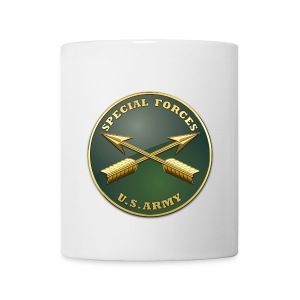 Army SF Branch Plaque - Coffee/Tea Mug