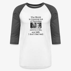 Genius Long sleeve Shirt - Baseball T-Shirt