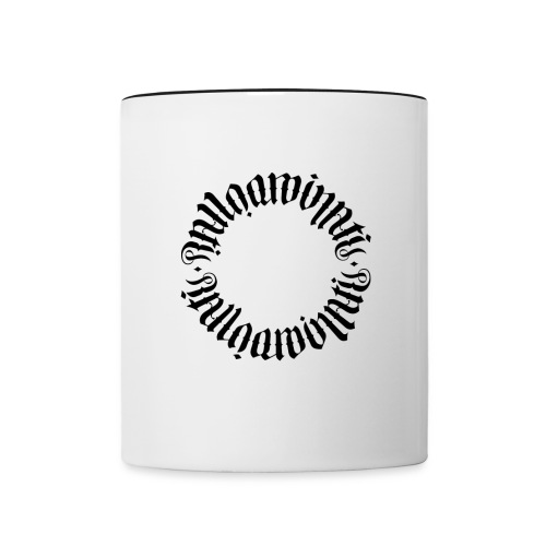 Balloominati Joe Mug - Contrast Coffee Mug