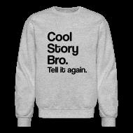 Long Sleeve Shirts ~ Crewneck Sweatshirt ~ Article 11068397