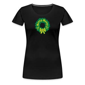 Merry Merry - Women's Premium T-Shirt