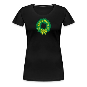 Merry Merry - Women's Premium T-Shirt