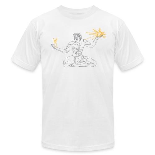 Spirit Tee Gray - Men's  Jersey T-Shirt