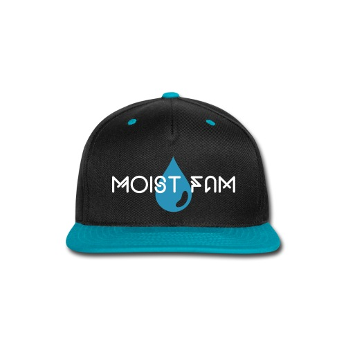 MoistFam Snapback - Snap-back Baseball Cap