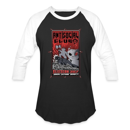 BlizzCon 2017 Guild Shirt - Unisex Baseball - Baseball T-Shirt