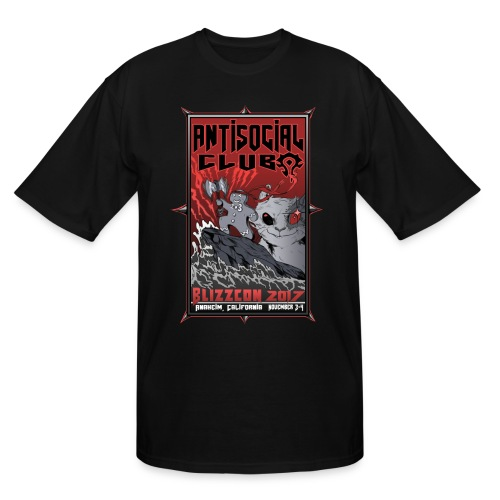 BlizzCon 2017 Guild Shirt - Men's Tall - Men's Tall T-Shirt