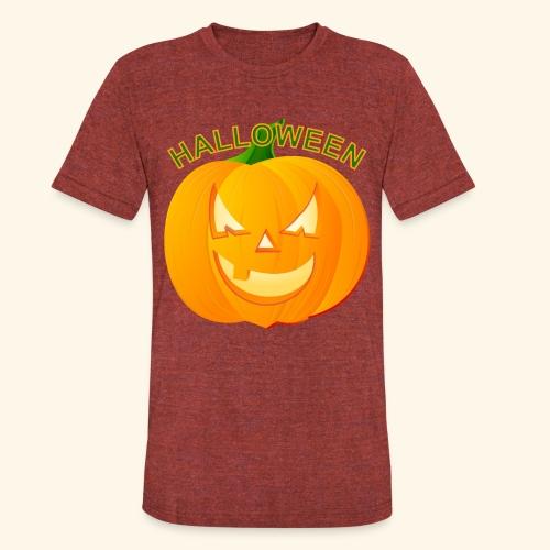 Halloween - Unisex Tri-Blend T-Shirt