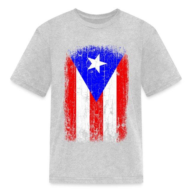 4c20f905 Ethos Wear Design and Apparel | Vintage Puerto Rico Flag Mens T ...