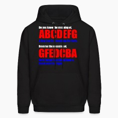 The Meaning of abcdefg Hoodies