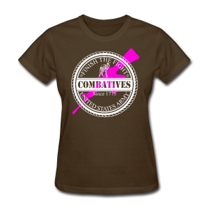 Finish The Fight - Pink - Women's T-Shirt