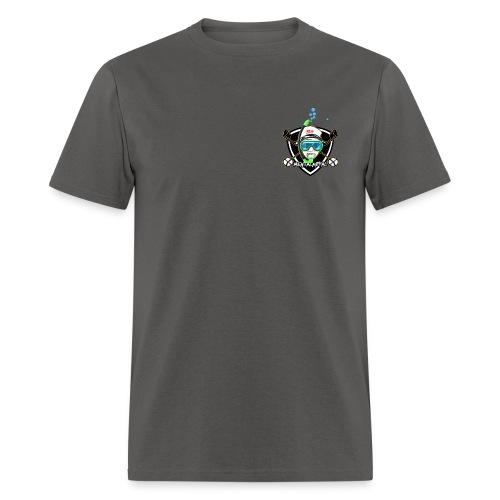 NEW! MentalMetal Diver T-Shirt  - Men's T-Shirt