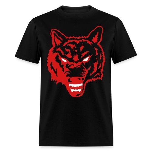 Red Wolf - Men's T-Shirt