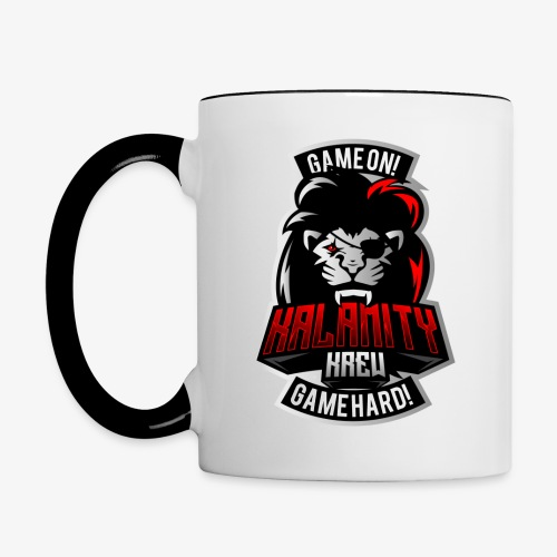 KalamiMug (Kalamity Krew Mug)  - Contrast Coffee Mug