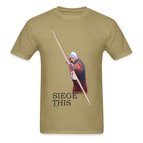Siege This Mens standard T - Men's T-Shirt