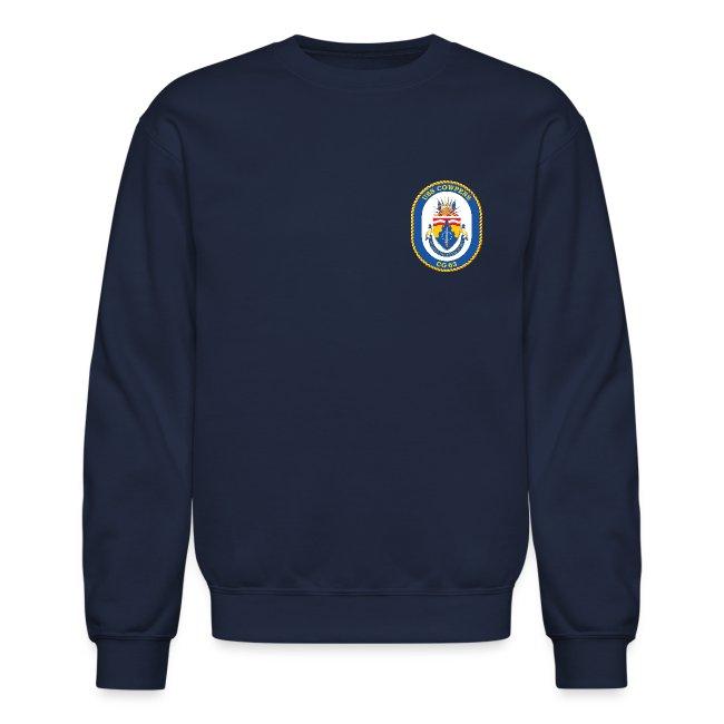 USS COWPENS CG-63 Crest Sweatshirt