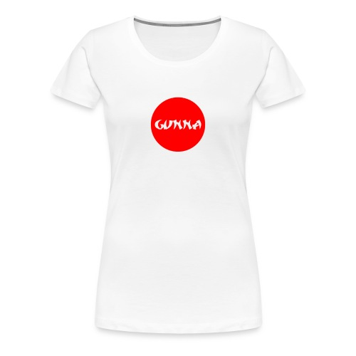 Gunna In Japan Womens Tee - Women's Premium T-Shirt