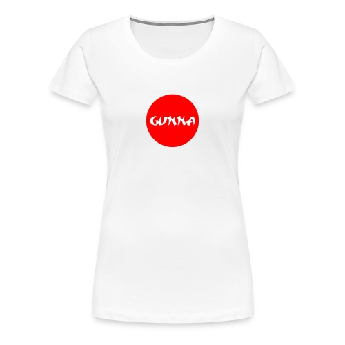 Gunna In Japan Womens Tee - Women's Premium T-Shirt