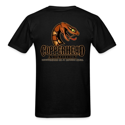 Copperhead Armory Happy Tee - Men's T-Shirt