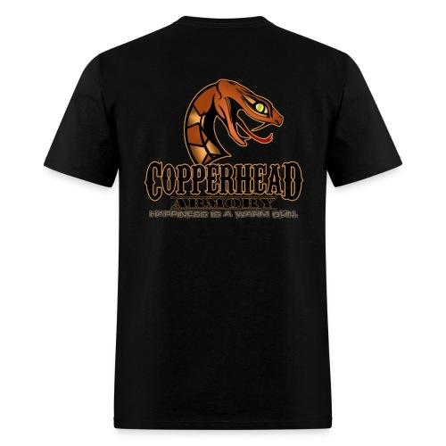 Copperhead Armory Happy Tee - Men's T-Shirt