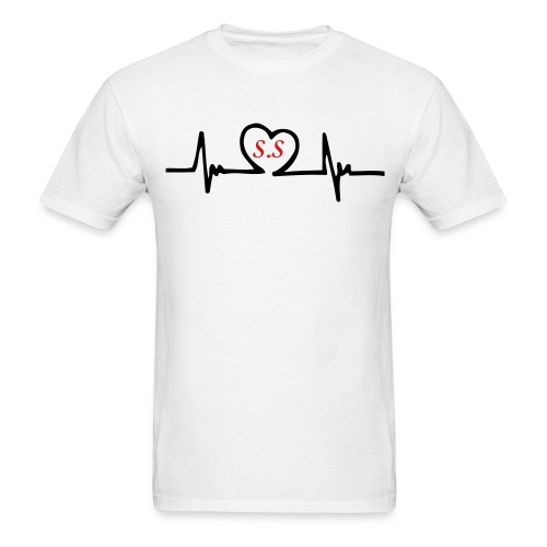 S.S Heartbeat Shirt - Men's T-Shirt