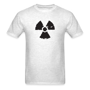 Faded Radioactive T-Shirt - Men's T-Shirt