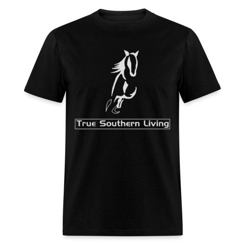 True Southern Living Basic Tee for Men - Men's T-Shirt