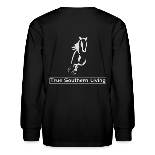 True Southern Living Long-Sleeve Tee for Kids - Kids' Long Sleeve T-Shirt
