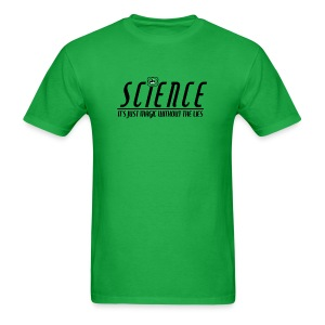 Science! - Men's T-Shirt