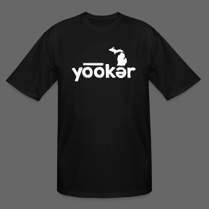 Yooker Euchre  - Men's Tall T-Shirt