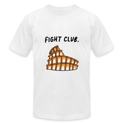 Men's Fight Club - Men's Fine Jersey T-Shirt