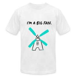 Men's Big Fan - Men's Fine Jersey T-Shirt