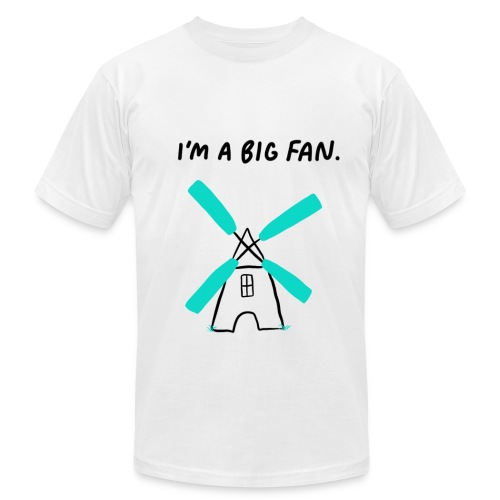 Men's Big Fan - Men's  Jersey T-Shirt