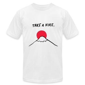 Men's Take a Hike - Men's Fine Jersey T-Shirt