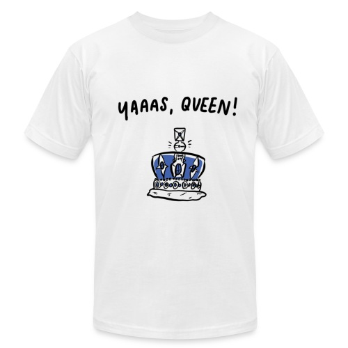 Men's Yaaas Queen - Men's  Jersey T-Shirt