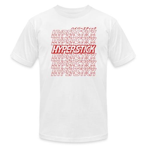 Thank You Hyperstick - Men's Fine Jersey T-Shirt