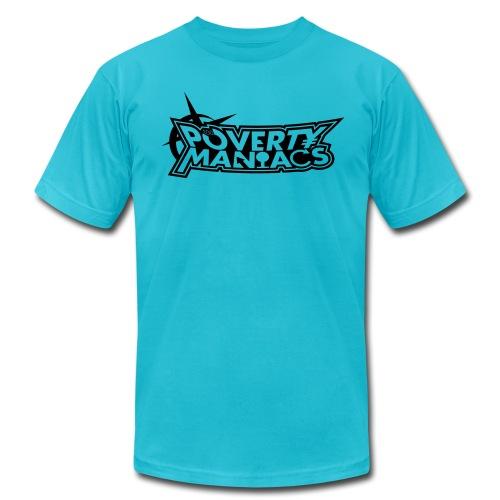 Poverty Maniacs - Men's  Jersey T-Shirt