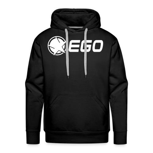 EGO Logo Hoodie - Men's Premium Hoodie