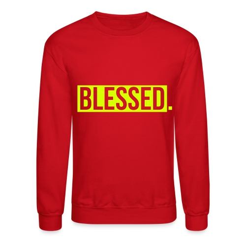 Blessed Sweatshirt - Crewneck Sweatshirt