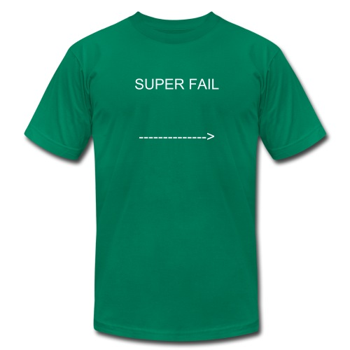 epic fail - Men's Fine Jersey T-Shirt
