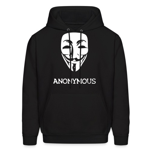 ~ANONYMOUS~ - Men's Hoodie