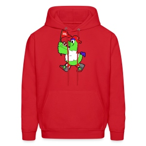 Win LTD Hood - Men's Hoodie